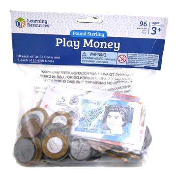 Play Money Pack