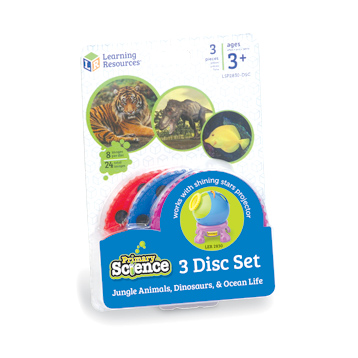 Primary Science Animals Projector Disc Set