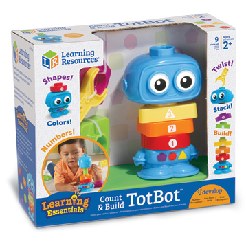 Count & Build Totbot