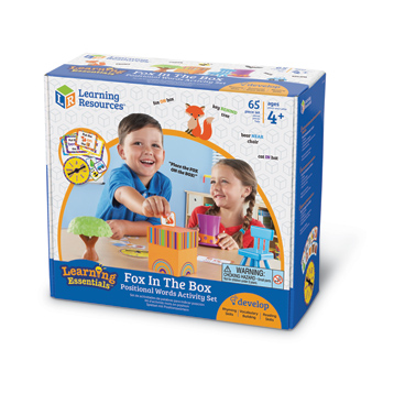 Fox in The Box Positional Activity Set