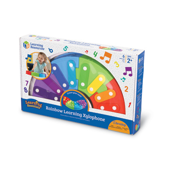 Learning Essentials Rainbow Learning Xylophone