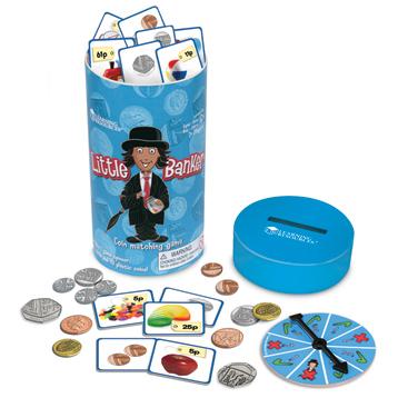 Little Banker Game