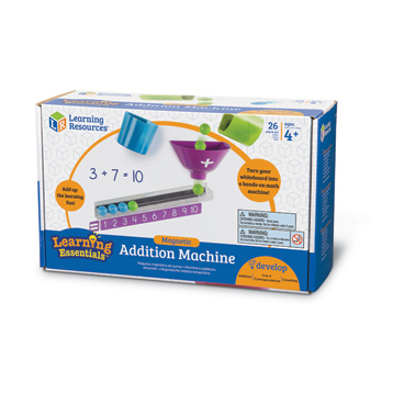 Learning Essentials Magnetic Addition Machine