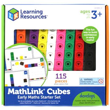 Mathlink Cubes Early Math Starter Set