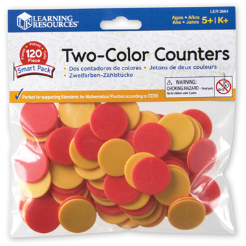 Two-Colour Counters
