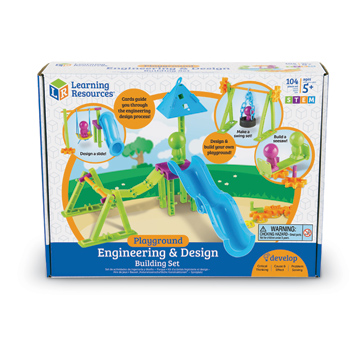 STEM Engineering & Design Playground Building Set