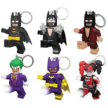 Lego Batman Movie Key Light Assorted