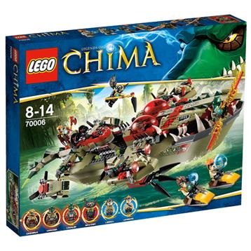 Chima Cragger's Command Ship