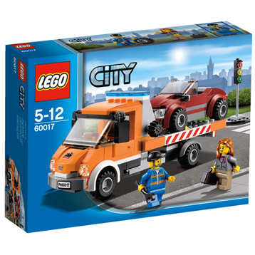 Town Flatbed Truck