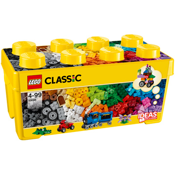 Classic Creative Medium Brick Box 10696