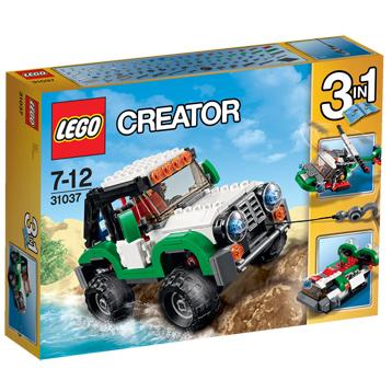 Creator Adventure Vehicles