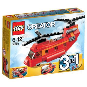Creator Red Rotors