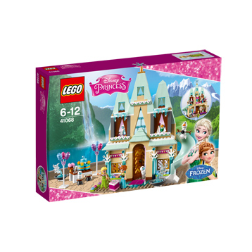 Frozen Arendelle Castle Celebration