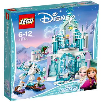 Frozen Elsa's Magical Ice Palace