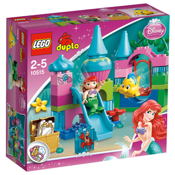 Duplo Disney Princess Ariels Undersea Castle