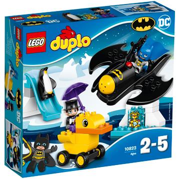 Batman Batwing Adventure