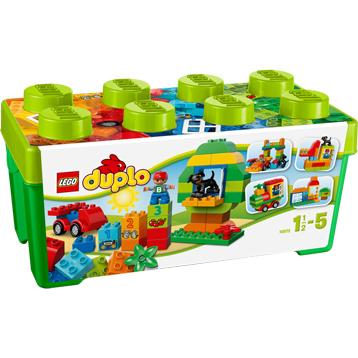 Duplo Creative All-in-One Box of Fun