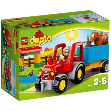 duplo jungle auto