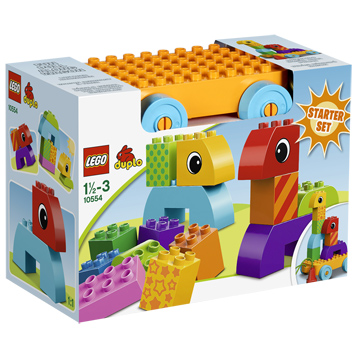 Duplo Toddler Build & Pull Along