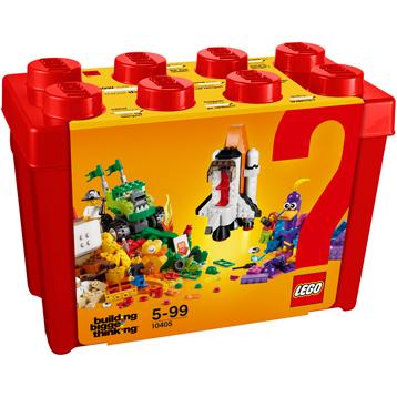 Mission to Mars Brick Box