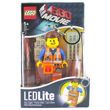 Lego Movie Emmet LED Lite Key Light