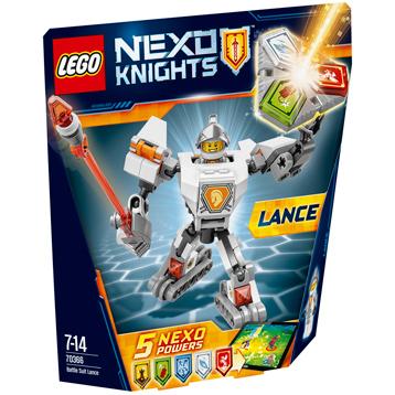 Battle Suit Lance