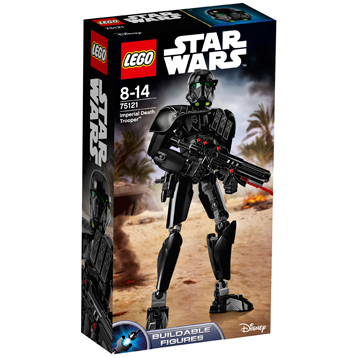 Buildable Figures Imperial Death Trooper