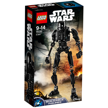 Buildable Figures K-2SO