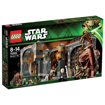 Star Wars Rancor Pit