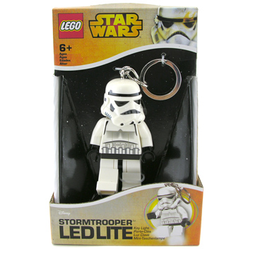 Star Wars Strormtrooper LED Key Light