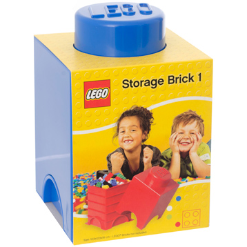 Storage Brick with One Knob