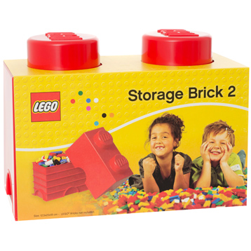 Storage Brick with Two Knobs
