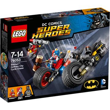Batman Gotham City Cycle Chase
