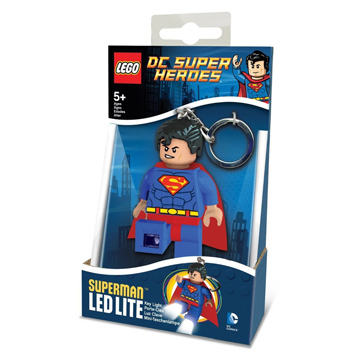 Superman Key Light