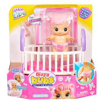 Bizzy Bubs Cute Crib