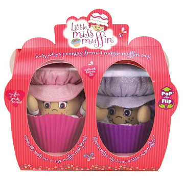 Little Miss Muffin Friends Duo