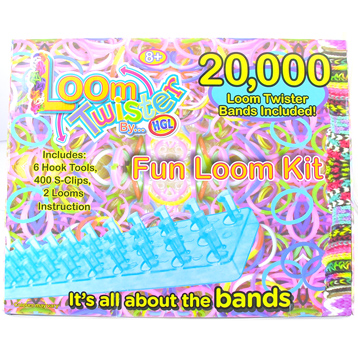 Loom Twister Set 20,000 Set