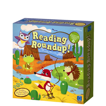 Reading Roundup Game