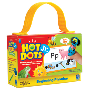 Hot Dots Jr. Practice Cards