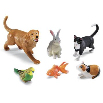 Jumbo Pets Set