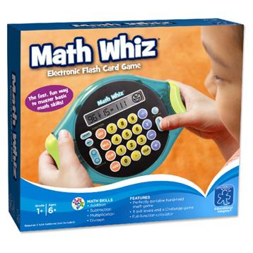 Math Whiz Challenge