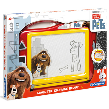 The Secret Life of Pets Magnetic Drawing Board
