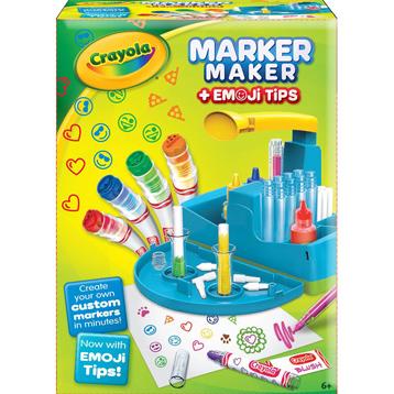 Marker Maker with Emoji Tips