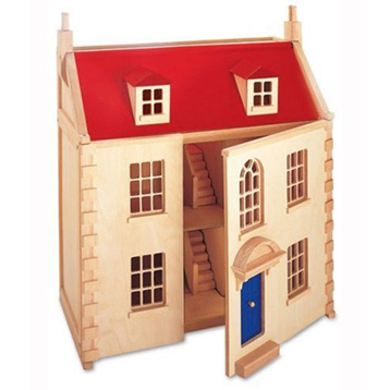 Marlborough Wooden Dolls House