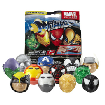 Marvel Universe Mash'em Foil Bag