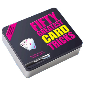 Fifty Greatest Card Tricks