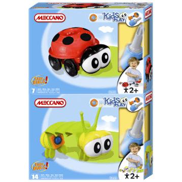 Caterpillar/Ladybird