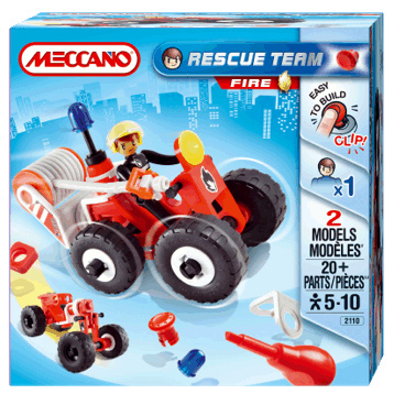 Rescue Team Fire ATV