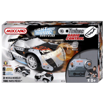 Tuning Remote Control Carbon Style Car