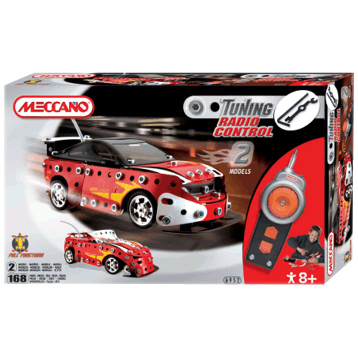 Tuning Remote Control Red Hot Racer